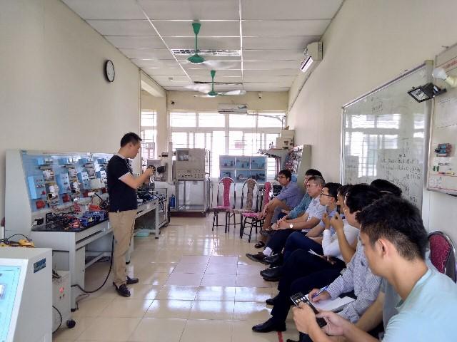 Nâng cao nghiệp vụ đội ngũ làm công tác tuyên truyền tiết kiệm năng lượng tại Thái Bình