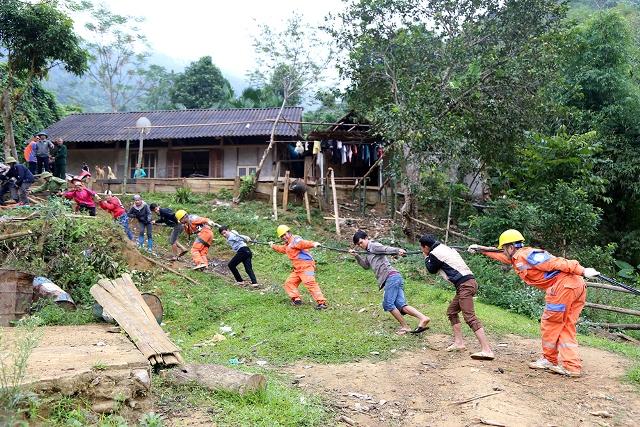 PC Yên Bái: Nỗ lực đưa điện về vùng sâu, vùng xa
