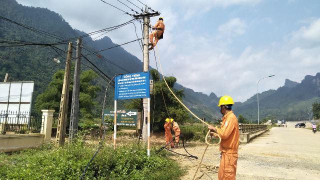 PC Tuyên Quang: Giảm tổn thất điện năng để kinh doanh hiệu quả